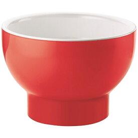 グッチーニ GUZZINI ホットフードカップ6P VINTAGE PLUS レッド/ホワイト 275500201