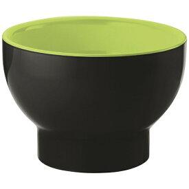 グッチーニ GUZZINI ホットフードカップ6P VINTAGE PLUS ブラック/グリーン 275500205