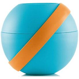 グッチーニ GUZZINI サラダランチボックス&アイスクーラー ZERO ブルー 100101166