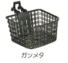 OGK オージーケー フロントバスケット ATB・クロスバイク用バスケット(幅350x高190x奥行270mm/ガンメタ) FB022X-L