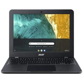 ACER エイサー C851T-H14N ノートパソコン Chromebook(512) シェールブラック [12.0型 /intel Celeron /eMMC:32GB /メモリ:4GB /2020年3月モデル]