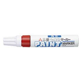 三菱鉛筆 MITSUBISHI PENCIL ペイントマーカー太字赤1P