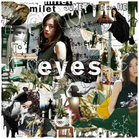 【2020年05月13日発売】 ソニーミュージックマーケティング milet/ eyes 通常盤【CD】