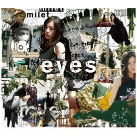 【2020年05月13日発売】 ソニーミュージックマーケティング milet/ eyes 初回生産限定盤A【CD】