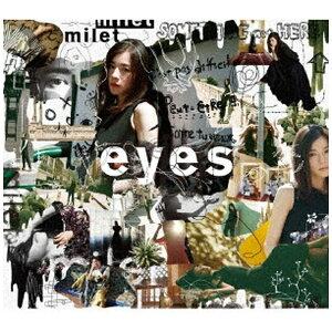 ソニーミュージックマーケティング milet/ eyes 初回生産限定盤A【CD】