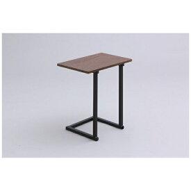 アイリスオーヤマ IRIS OHYAMA サイドテーブル ブラウンオーク/ブラック SDT-45 【メーカー直送・代金引換不可・時間指定・返品不可】