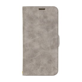 ナチュラルデザイン NATURAL design AQUOS sense3専用手帳型ケース Style Natural Gray AQS3-VS01