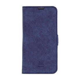 ナチュラルデザイン NATURAL design AQUOS sense3専用手帳型ケース Style Natural Blue AQS3-VS07