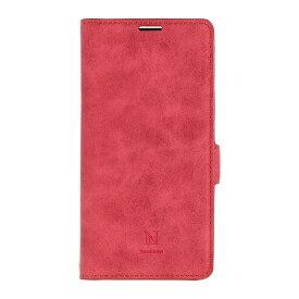 ナチュラルデザイン NATURAL design Galaxy A20専用手帳型ケース Style Natural Red GA20-VS05