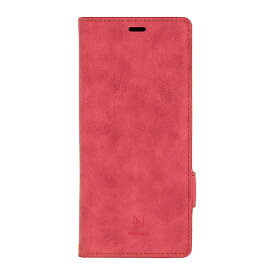ナチュラルデザイン NATURAL design Xperia 8専用手帳型ケース Style Natural Red Xp8-VS05