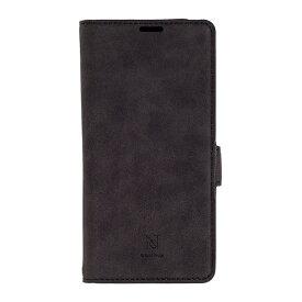 ナチュラルデザイン NATURAL design Galaxy A20専用手帳型ケース Style Natural Black GA20-VS03