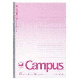 コクヨ KOKUYO スマートキャンパスB罫ピンク