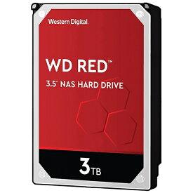 WESTERN DIGITAL ウェスタン デジタル WD30EFAX-RT 内蔵HDD WD Red [3.5インチ /3TB]