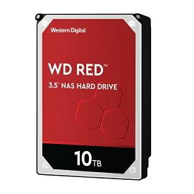 WESTERN DIGITAL ウェスタン デジタル WD101EFAX 【国内正規代理店】WD 内蔵HDD 3.5 SATA / 10TB / WD Red / WD101EFAX