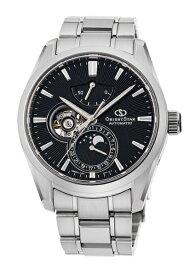 オリエント時計 ORIENT オリエントスター コンテンポラリー メカニカルムーンフェイズ RK-AY0001B