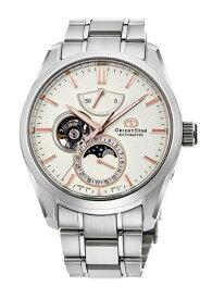 オリエント時計 ORIENT オリエントスター コンテンポラリー メカニカルムーンフェイズ RK-AY0003S