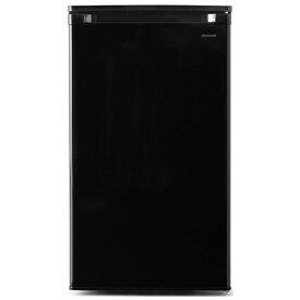 アイリスオーヤマ IRIS OHYAMA 冷蔵庫 小型 一人暮らし 《基本設置料金セット》IUSD-6A-B 冷凍庫 [1ドア /右開きタイプ /60L][冷蔵庫 小型 一人暮らし]