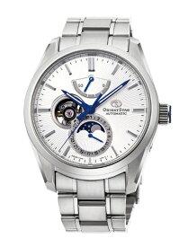 オリエント時計 ORIENT オリエントスター コンテンポラリー メカニカルムーンフェイズ RK-AY0002S
