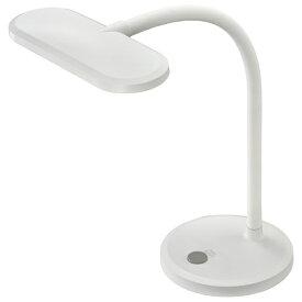 オーム電機 OHM ELECTRIC LEDデスクランプ ホワイト DS-LS36FE-W