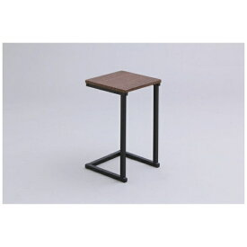 アイリスオーヤマ IRIS OHYAMA サイドテーブル(W290xD290mm) ブラウンオーク/ブラック SDT-29