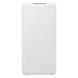 SAMSUNG サムスン 【サムスン純正】GalaxyS20 LED VIEW COVER EF-NG980PWEGJP