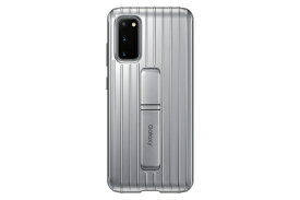 SAMSUNG サムスン 【サムスン純正】GalaxyS20 PROTECTIVE STANDING COVER EF-RG980CSEGJP