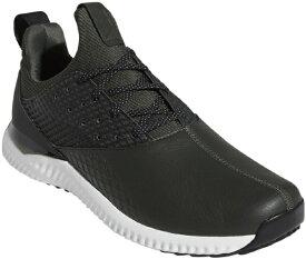アディダス adidas 25.0cm メンズ ゴルフシューズ アディクロス バウンス2 ADICROSS Bounce 2.0 Shoes(レジェンドアース×コアブラック×ホワイト)DBE67 G26005