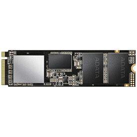 ADATA エイデータ ASX8200PNP-2TT-C 内蔵SSD XPG SX8200 Pro [M.2 /2TB]