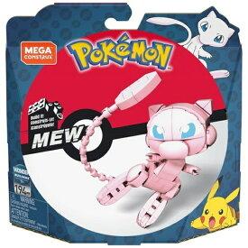 マテル Mattel GKY97 メガコンストラックス ポケモン ビッグシリーズ ミュウ
