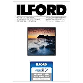 イルフォード ILFORD 433141 〔インクジェット〕オムニジェット スタジオ グラフィックマット 210μm [2L判 /20枚]