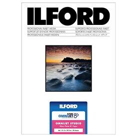 イルフォード ILFORD 432246 〔インクジェット〕オムニジェット スタジオ グロッシー 200μm [2L判 /20枚]