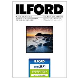 イルフォード ILFORD 432252 〔インクジェット〕オムニジェット スタジオ サテン 200μm [2L判 /20枚]