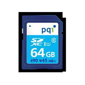 PQIジャパン SDXCカード Thunder SDT10U11-64 [64GB /Class10][PQISDT10U1164]
