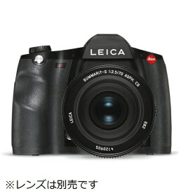 ライカ Leica ライカ S3 デジタル中判一眼レフカメラ 10827 [ボディ単体]