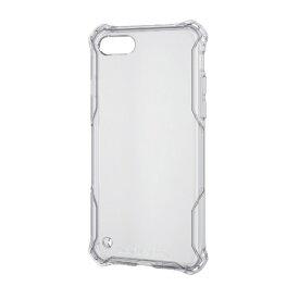 エレコム ELECOM iPhone SE(第2世代)4.7インチ対応 ZEROSHOCK インビジブル クリア PM-A19AZEROTCR