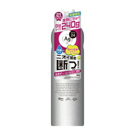 資生堂 shiseido エージーデオ24 パウダースプレー (無香性) XL