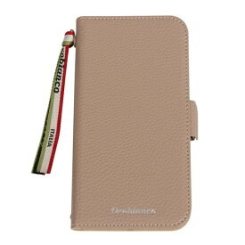 イングリウッド inglewood iPhone 11 Orobianco シュリンク PU Leather Book Type Case GREGE orobianco IP11-ORB08