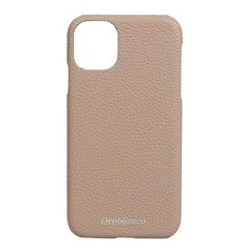 イングリウッド inglewood iPhone 11 Orobianco シュリンク PU Leather Back Case GREGE Orobianco IP11-ORB16