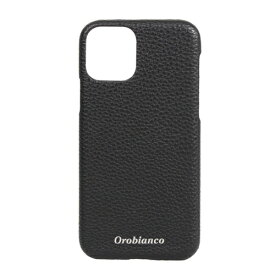 イングリウッド inglewood iPhone 11 Pro Orobianco シュリンク PU Leather Back Case BLACK Orobianco IP11p-ORB13