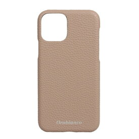 イングリウッド inglewood iPhone 11 Pro Orobianco シュリンク PU Leather Back Case GREGE Orobianco IP11p-ORB16
