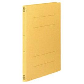 コクヨ KOKUYO フラットファイル V 樹脂製とじ具 B4縦 15mmとじ フ-V14Y 黄