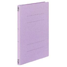 コクヨ KOKUYO フラットファイルA4S紫
