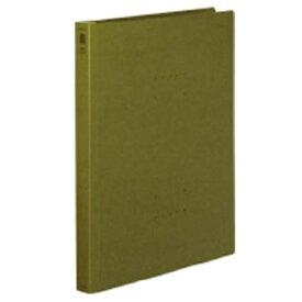 コクヨ KOKUYO フラットファイル 厚とじ A4縦 250枚収容 フ-NEW10DG NEOS(ネオス) オリーブグリーン