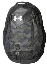 アンダーアーマー UNDER ARMOUR 男女兼用 バックパック UA Hustle 4.0 Backpack(W33cm×H49cm×D15cm(26L)/Desert Sand / Black / Silver) 1342651-290