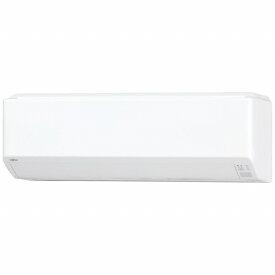 富士通ゼネラル FUJITSU GENERAL エアコン 6畳 エアコン 2020年 nocria(ノクリア)Cシリーズ ホワイト AS-C22K-W [おもに6畳用 /100V][省エネ家電]
