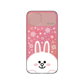 ROA ロア iPhone 11 LIGHT UP CASE スニークピーク コニー LINE FRIENDS KCE-CSA059