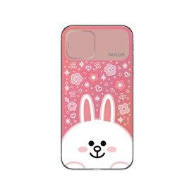 ROA ロア iPhone 11 LIGHT UP CASE スニークピーク コニー LINE FRIENDS KCE-CSA059