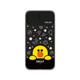 ROA ロア iPhone 11 LIGHT UP CASE スター サリー LINE FRIENDS KCE-CSA092