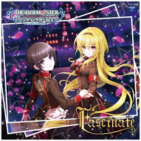 日本コロムビア NIPPON COLUMBIA (ゲーム・ミュージック)/ THE IDOLM@STER CINDERELLA GIRLS STARLIGHT MASTER 38 Fascinate【CD】