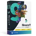 ワンダーシェアーソフトウェア filmora9 [Windows用]
